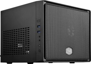 GABINETE CUBO MINI-ITX ELITE 110 MINI CUBO PRETO - RC-110-KK
