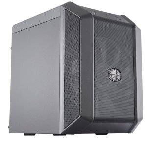 GABINETE MASTERCASE H100 MINI-ITX - FAN 200MM RGB - MCM-H100