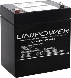 BATERIA 12V 5,0AH (UP1250)