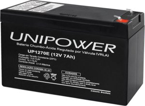 BATERIA 12V 7,0AH (UP1270E)F187