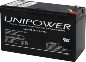 BATERIA 12V 7,2AH (UP1272)