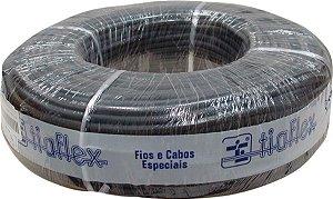 CABO DE GUITARRA NOISELESS AFT 0,30MM2 (22 AWG) 100 METROS T