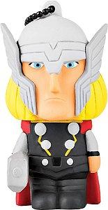 Pen Drive Marvel Vingadores Thor 8GB USB Leitura 10MB/s e Gravação 3MB/s Multilaser - PD083