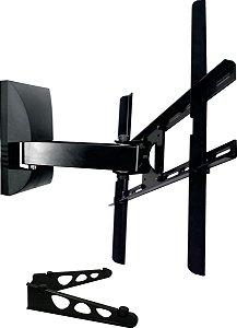 """SUPORTE PARA TV DE LCD DE 10"""" A 70"""" SBRP430 COM SUPORTE PARA"""