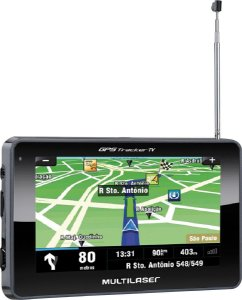 GPS TRACKER III 4,3 COM TV /FM GP034