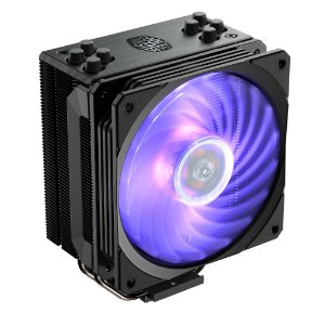 COOLER PARA PROCESSADOR - HYPER 212 RGB BLACK EDITION C/ CON