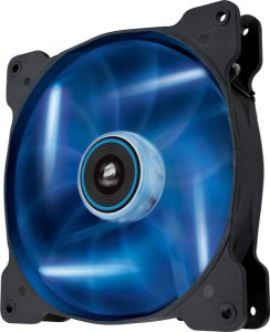 FAN PARA GABINETE AIR SERIES AF140 QUIET EDITION COM LED AZU
