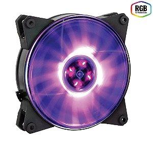 FAN PARA GABINETE MASTERFAN PRO 120MM AIR PRESSURE RGB - MFY