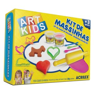 KIT DE MASSINHAS 3  - 300g