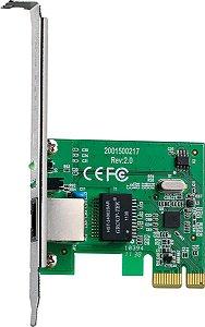 PLACA DE REDE 10/100/1000 PCI-E 1LAN TG-3468