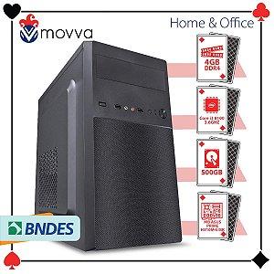 COMPUTADOR MERCURY INTEL I3 8100 3.6GHZ 8ª GER. MEM. 4GB HD