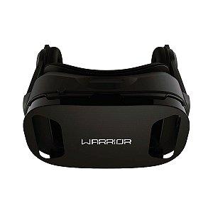 OCULOS 3D WARRIOR VR GAME COM FONE DE OUVIDO EMBUTIDO REALID