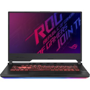 "Notebook Asus Gamer Rog Strix G Core i7 16GB 512GB Tela 15,6"" Windows 10 Home - Preto"