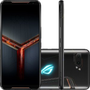 Smartphone Gamer Rog Phone II 128gb - Preto