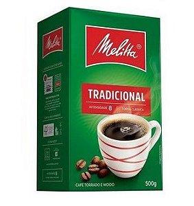 Café Melitta Tradicional a Vácuo - 500g