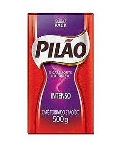 Café Pilão Intenso a Vácuo - 500g