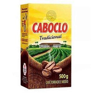 Café Caboclo Puro a Vácuo - 500g
