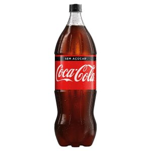 Coca-Cola Zero Açúcar 2,5 Litros