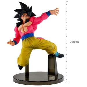 FIGURE - DRAGON BALL - GOKU SAIYAJIN 4 SPECIAL