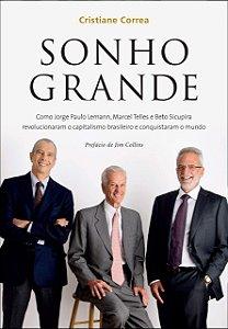 Sonho grande (Português) Capa comum – 10 Abril 2013
