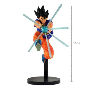 FIGURE DRAGON BALL Z G X MATERIA THE SON GOKU