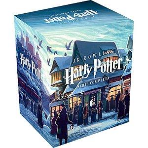 Coleção Harry Potter - 7 volumes (Português) Capa comum – 1 Setembro 2015