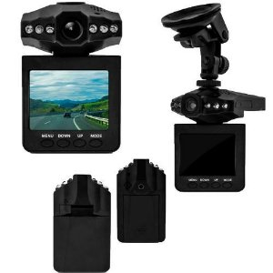 Câmera Filmadora Veicular Full HD