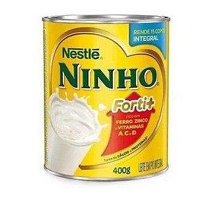 Leite Em Pó Ninho Fort+ - 400g - Integral