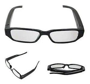 Óculos Espião com Câmera Full HD de Alta Qualidade + Cartão 8Gb