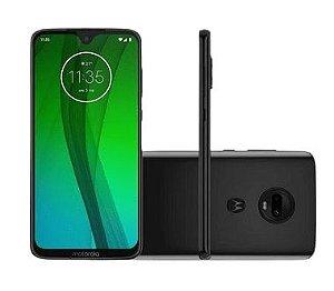 USADO: Smartphone Motorola Moto G7  64gb - Ônix (VITRINE)