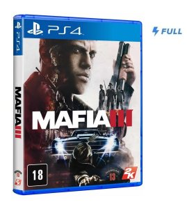 Jogo Mafia 3 em Português - Ps4
