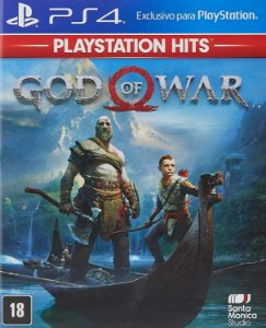 Jogo God Of War Hits - PS4