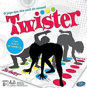 Jogo Hasbro Gaming Twister