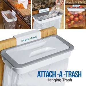Suporte para Saco de Lixo - Attach-A-Trash