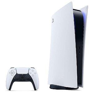 Console Playstation 5 + Controle Sem Fio DualSense - PS5