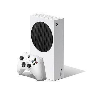 Console Xbox Series S 500GB + Controle Sem Fio - Branco