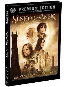 O Senhor Dos Anéis: As Duas Torres - Premium Edition - 2 DVDs