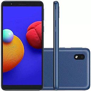 """Smartphone Samsung Galaxy A01 Core 32GB, Tela Infinita de 5.3"""", Câmera Traseira 8MP, Android GO 10.0, Dual Chip e Processador Quad-Core"""