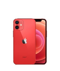 iPhone 12 Mini (PRODUCT) RED - Tela de 5,4 Polegadas