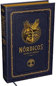 Nórdicos Deluxe Edition (Português) Capa comum