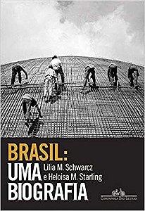 Livro Brasil: Uma Biografia