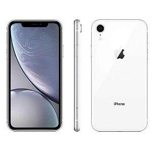 """iPhone XR Branco, com Tela de 6,1"""", 4G, 64 GB e Câmera de 12 MP - MH6N3BR/A"""