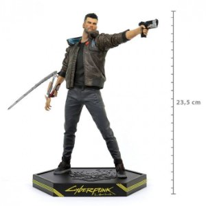 FIGURE CYBERPUNK 2077- MALE V