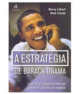 Livro A Estratégia de Barack Obama