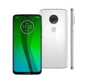 """USADO: Smartphone Motorola Moto G7 64GB - Tela de 6,24"""" - Polar"""