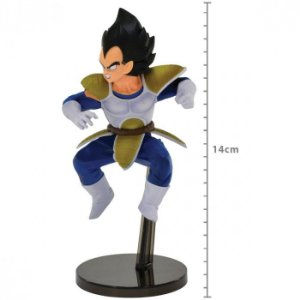 FIGURE DRAGON BALL Z - VEGETA - WORLD COLOSSEUM2