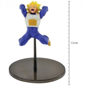 FIGURE DRAGON BALL SUPER - VEGETA SUPER SAYAJIN - CHOSENSHIRETSUDEN