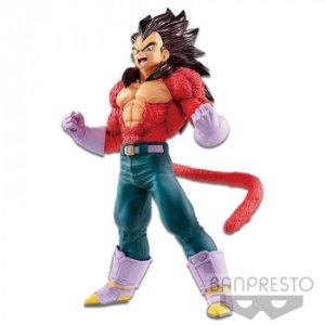 FIGURE DRAGON BALL GT - VEGETA SUPER SAYAJIN 4 - BLOOD OF SAIYANS SPECIAL IV