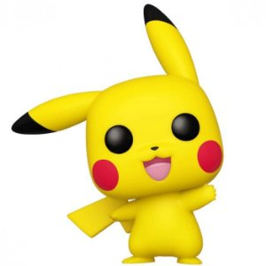 POP! POKEMON - PIKACHU (WAVING)