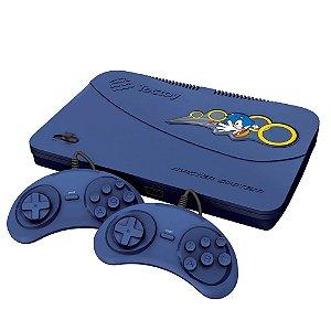 Console TecToy Master System Evolution com 132 Jogos